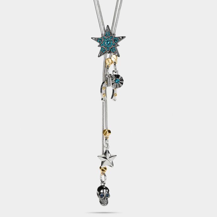 Coach  COACH Coach Western Embellished Bolero Necklace