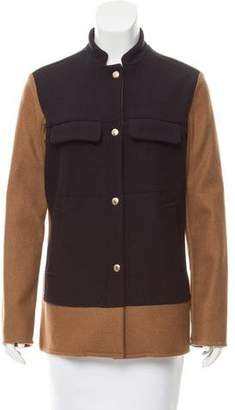 Marni Colorblock Wool Jacket