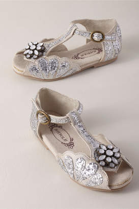 Joyfolie Mari Flower Girl Flats