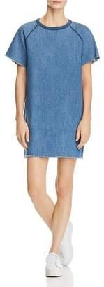 Rag & Bone Denim T-Shirt Dress