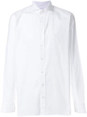 Lardini classic long-sleeved shirt
