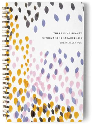 Minted Beauty Flutter Day Planner, Notebook, or Address Book