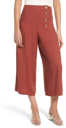 Leith Button Front Culotte