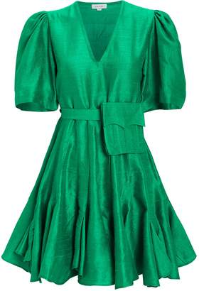 Rhode Resort Vivienne Belted Mini Dress