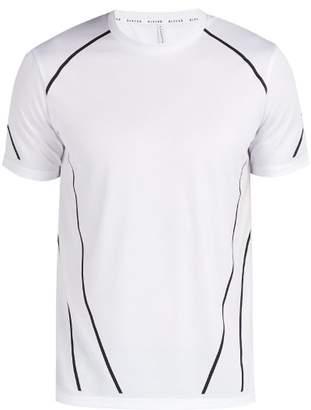 Blackbarrett By Neil Barrett - Graphic Print Water Repellent T Shirt - Mens - White