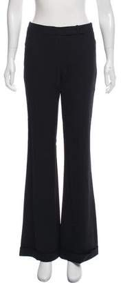 Giambattista Valli Wool Flared Pants