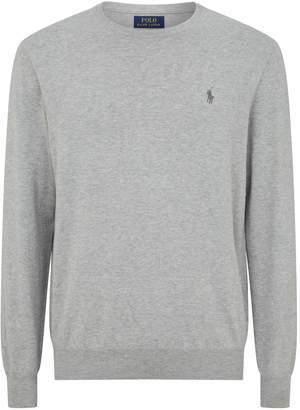 Polo Ralph Lauren Cotton Logo Sweatshirt