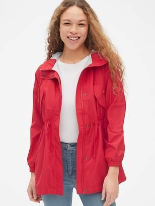 Gap Hooded Rain Jacket