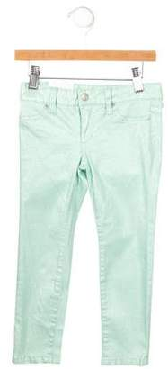 Joe's Jeans Girls' Metallic Straight-Leg Jeans w/ Tags