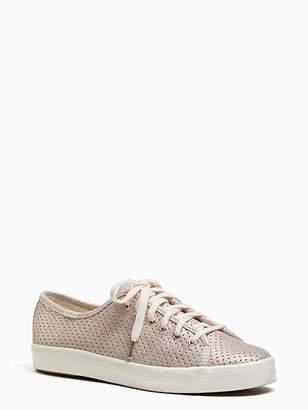 Kate Spade Keds x kick shimmer sneakers