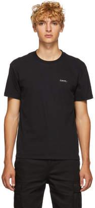 Ribeyron Black Logo Hardware T-Shirt