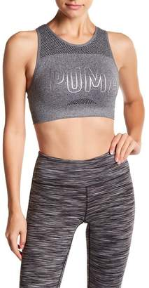 Puma Foil Logo Sports Bra