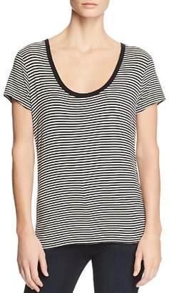 Scotch & Soda Striped Ringer Tee