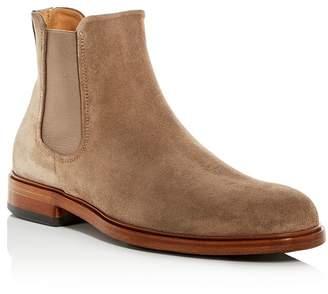 Vince Men's Burroughs Suede Chelsea Boots