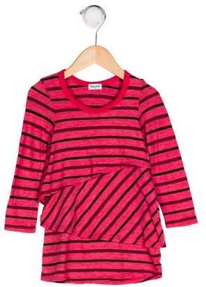 Splendid Girls' Striped Knit Dress