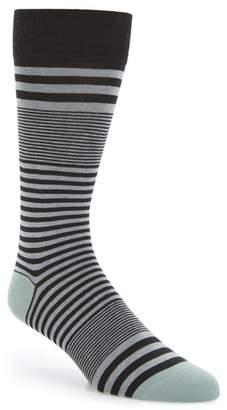 Cole Haan Skater Stripe Socks