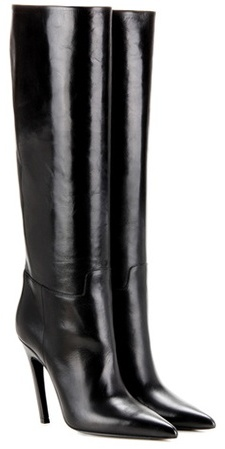 Balenciaga  Balenciaga Leather Boots