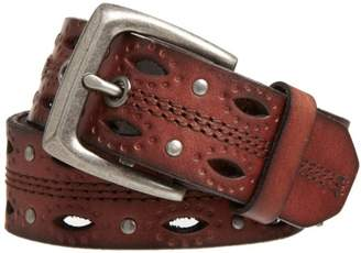 Carhartt Women's Dearborn Studded Leather Belt