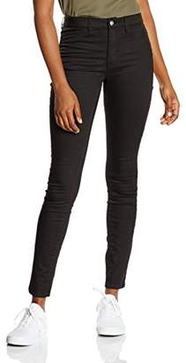 Selected Women's Sfgaia HR 1 Jegging-Black Noos Trousers