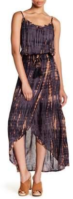 Tiare Hawaii Dune Hi-Lo Maxi Dress