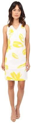Christin Michaels Mazara Floral Dress Women's Dress
