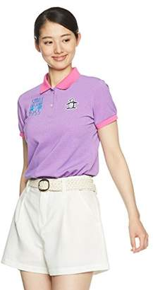 Munsingwear (マンシングウェア) - (マンシングウェア) Munsingwear(マンシングウェア) 半袖シャツ MGWLJA33 PK00 PK00(ピンク) L