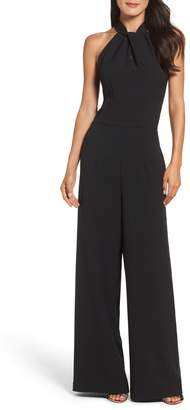 Julia Jordan Halter Neck Jumpsuit