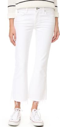 AMO Kick Crop Jeans $240 thestylecure.com