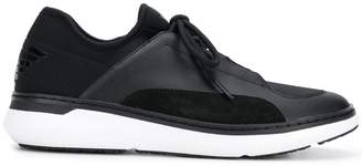 Emporio Armani low-top runner sneakers