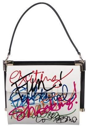 90dc39d54613 Roger Vivier Miss Viv Graffiti Bag