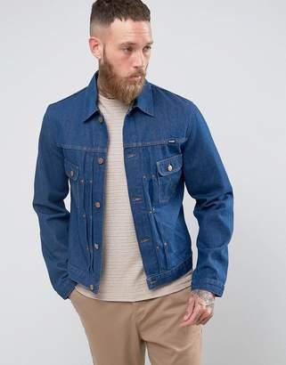 Wrangler Retro Jacket Rinse Wash