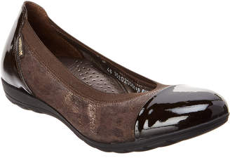Mephisto Elettra Patent & Leather Flat