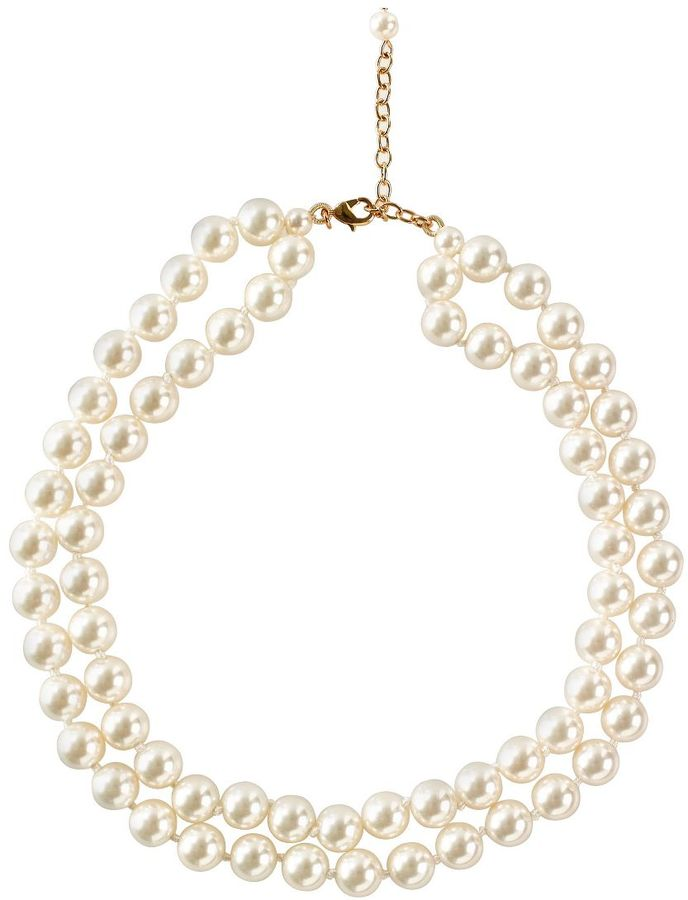 Cezanne 10mm pearl necklace