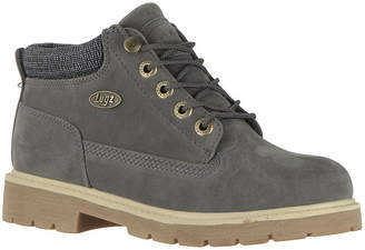 Lugz Womens Lace Up Water Resistant Work Boots