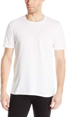 Vince Men's Favorite Pima Cotton Short Sleeve Crew Neck Tee