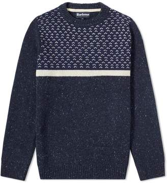 Barbour Houghton Crew Knit