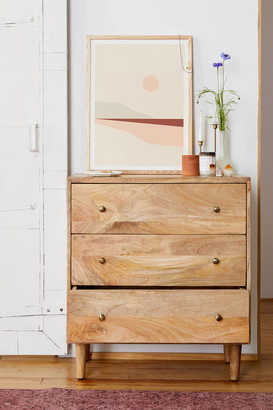 Urban Outfitters Amelia 3-Drawer Dresser