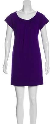 Diane von Furstenberg A-Line Mini Dress
