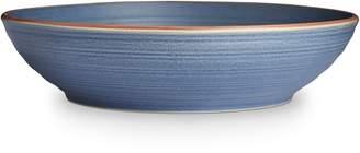 Linea Rye Blue Stoneware Soup Bowl Set of 4