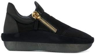 Giuseppe Zanotti Design Runner extended sole sneakers