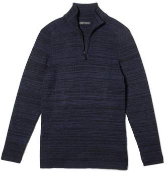 Vince Camuto Quarter-zip Sweater