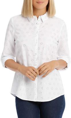 Regatta Must Have Cotton Shirt - Foil Star