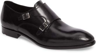 Lloyd Michael Double Monk Strap Shoe