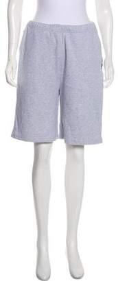 Acne Studios High-Rise Knee-Length Shorts w/ Tags