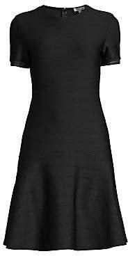 Shoshanna Women's Mela Drop-Waist Bandage Dress