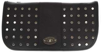 Marc Ellis Daisy Black Leather Purse