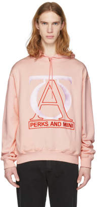 Perks And Mini Pink Jog Your Mind Hoodie