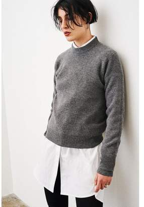 CLANE (クラネ) - Clane Layer Sleeve Knit Tops