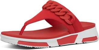 FitFlop Heda Heda Chain Toe-Thongs
