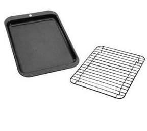 Nordicware Compact Ovenware 10'' 2 Piece Bakeware Set